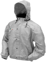 Frogg Toggs Men's Gray Pro Action Jacket