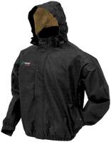 Frogg Toggs Bull Frogg Black Jacket