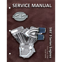 S&S Cycle T-Series Engine Service Manual