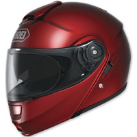 Shoei Neotec Wine Red Modular Helmet