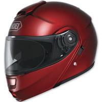 Shoei Neotec Wine Red Modular Helmet