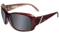 Wiley X Chelsea Liquid Plum Frame Sunglasses