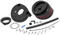 K&N RK Series Custom Air Filter Assembly