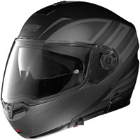 Nolan N104 Voyage Flat Black and Anthracite Modular Helmet