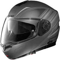 Nolan N104 Voyage Arctic Gray and Anthracite Modular Helmet
