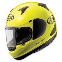 Arai RX-Q Fluorescent Yellow Full Face Helmet