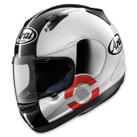 Arai RX-Q DNA White Full Face Helmet