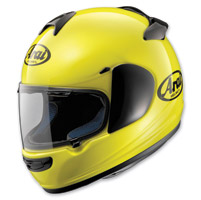 Arai Vector-2 Fluorescent Yellow Full Face Helmet