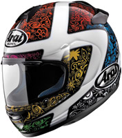 Arai Vector-2 Bright White Full Face Helmet