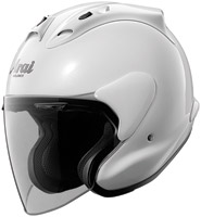 Arai XC-Ram Diamond White Open Face Helmet