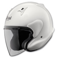 Arai XC Diamond White Open Face Helmet