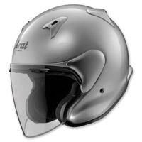 Arai XC Aluminum Silver Open Face Helmet