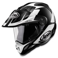 Arai XD4 Explore Black & White Full Face Helmet