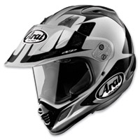 Arai XD4 Explore Silver & Black Full Face Helmet