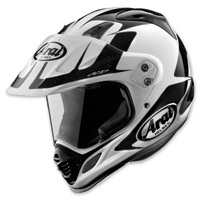 Arai XD4 Explore White & Black Full Face Helmet