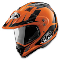 Arai XD4 Explore Orange & Black Full Face Helmet
