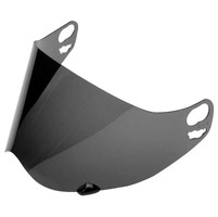 Arai Dark Smoke Brow Vent Shield for XD4 Helmets