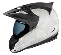 ICON Variant Construct White Full Face Helmet
