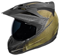 ICON Variant Battlescar Covert Green Full Face Helmet