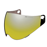 ICON RST Gold Fog Free Faceshield for Variant Helmets