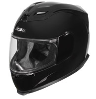 ICON Airframe Gloss Black Full Face Helmet