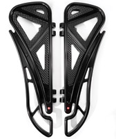 Battistinis Wireframe Black Driver Floorboards