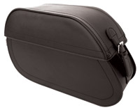Edge Model 104 Plain Lockable Saddlebags by Kuryakyn