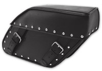 Edge Model 110 Studded Lockable Saddlebags by Kuryakyn