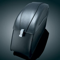 Edge Model 112 Plain Lockable Saddlebags by Kuryakyn