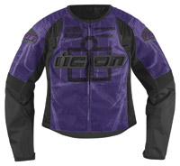 ICON Overlord Type 1 Purple Jacket