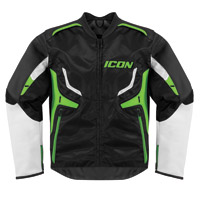ICON Green Compound Jacket