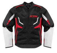ICON Red Compound Jacket