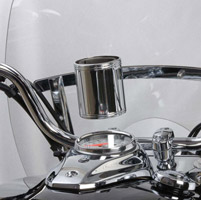 Kruzer Kaddy Windshield Bracket Conversion Kit