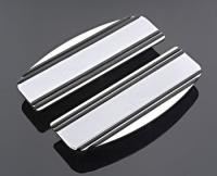 Billet Floorboard Pad Set