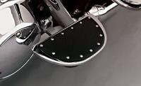 Cycle Smiths Banana Passenger Floorboards with Rivets