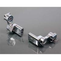 Rivco Chrome Adjustable Passenger Board Mounts