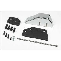 CycleVisions Go Forward +2″ Floorboard Extension Kit