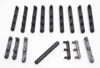 Arlen Ness Replacement Floorboard Rubbers