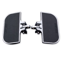 J&P Cycles® Universal Chrome Mini-Floorboards