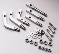 J&P Cycles® Floorboard brackets