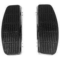J&P Cycles® Rectangular Shaker Floorboards