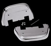 J&P Cycles® Passenger Floorboard Undercovers