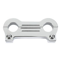 "Accutronix Chrome 1"" Gauge Mount Adapter"