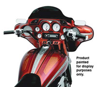 Klock Werks Short Curvaceous Tank Dash for Touring Models