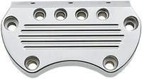 Yankee Engineuity Tach & Speedo Chrome Mount with 4 Indicator Light Holes