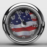 Medallion Instrumentation Systems USA Gauge Set