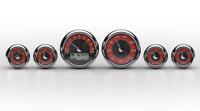 Medallion Instrumentation Systems Tradition Gauge Set