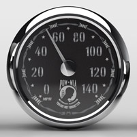 Medallion Instrumentation Systems POW Gauge Set for Touring Models