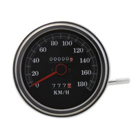 V-Twin Manufacturing 180 KPH Speedometer