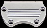 Yankee Engineuity Tach and Speedo Chrome Mount without Indicator Light Holes